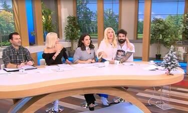 Ελένη Μενεγάκη: Τέτοια γκάφα δεν έχει ξαναγίνει στην ελληνική τηλεόραση! (Video)