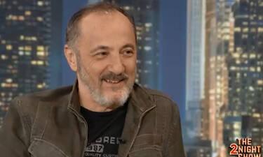 Στέλιος Μαίνας: Η επική ατάκα για τη σειρά «Οι Μεν και οι Δεν» που δεν περιμέναμε να ακούσουμε