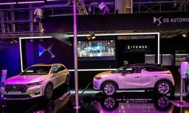 Η DS Automobiles με εντυπωσιακή παρουσία στην «Αυτοκίνηση Anytime 2019»