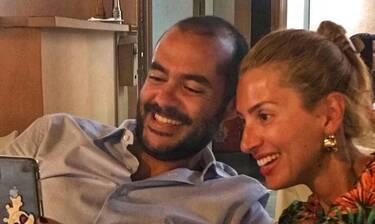 Μαρία Ηλιάκη-Στέλιος Μανουσάκης: Μόλις είδαμε το πρώτο Instagra-μικό φιλί τους! Είναι υπέροχοι