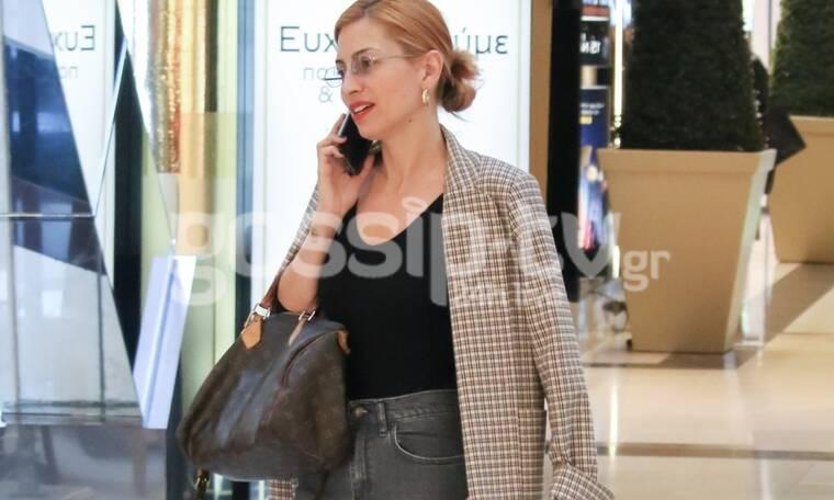 Μαρία Ηλιάκη: Πήγε για ψώνια και η λεπτομέρεια που παρατηρήσαμε μας άρεσε τρελά! (Photos)
