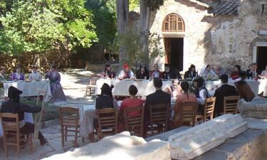 Κόκκινο Ποτάμι: Συγκλονίζουν οι εξελίξεις! Αιματηρή επίθεση στο γάμο του Θέμη με την Βασιλική (Pics)