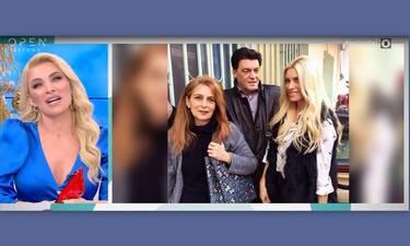 Κατερίνα Καινούργιου: Της τηλεφώνησε on air η μαμά της – Η συγκίνηση της παρουσιάστριας