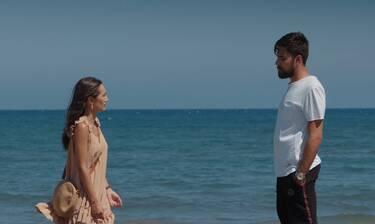 Αστέρια στην άμμο: Ο Ιάκωβος προσπαθεί να «γλυκάνει την καρδιά» της Νίκης (photos)