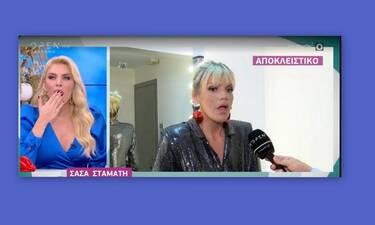 Σάσα Σταμάτη: Η ανατριχιαστική περιγραφή on camera για τα δύο περιστατικά βίας σε πρωινές εκπομπές