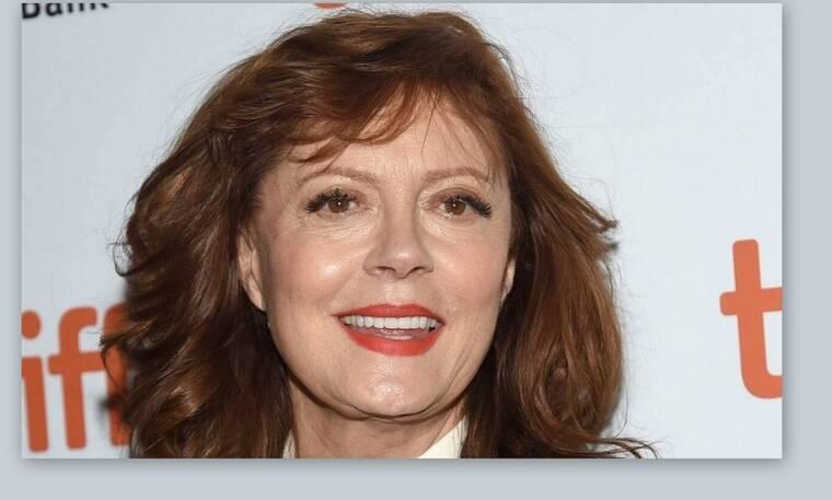 Σούζαν Σάραντον: Σοβαρό ατύχημα για τη διάσημη ηθοποιό - Σοκάρουν οι εικόνες (pics)