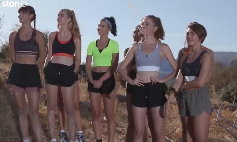 GNTM: Η νικήτρια και το έπαθλο της δοκιμασίας! Ποια κοπέλα πήρε μαζί της; (Video)