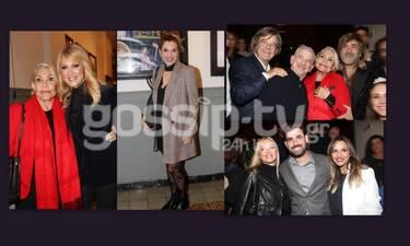 Όλη η showbiz στην πρεμιέρα του Λάκη Λαζόπουλου- Εντυπωσιακές εμφανίσεις και λαμπερές παρουσίες