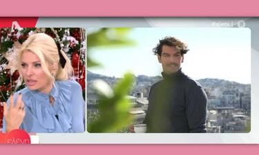 Η Ελένη τα έχασε όταν είδε τον Κωνσταντή από τις Άγριες Μέλισσες – Δείτε τι συνέβη on air!