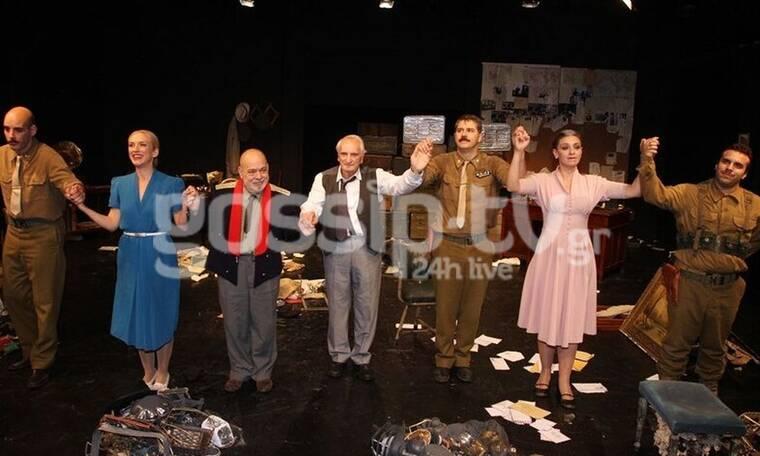 Επίσημη πρεμιέρα για την παράσταση «Προσωπική Συμφωνία» - Ποιους είδαμε εκεί; (Photos)