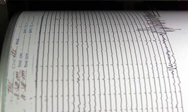 Σεισμός 6 Ρίχτερ στα Χανιά - Έγινε αισθητός και στην Αθήνα