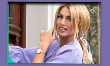 Νέος έρωτας για την Κωνσταντίνα Σπυροπούλου! Η έξοδος με το νέο της αμόρε (Photos & Video)