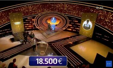 Guess My Age: Κέρδισαν 18.500€ στο τηλεπαιχνίδι του Λιάγκα!