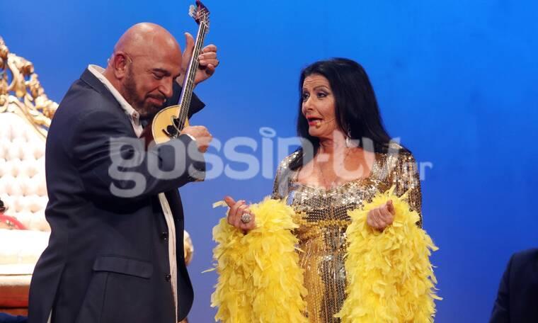 Happy Birthday Ελλάς: Όλη η showbiz στην επίσημη πρεμιέρα της παράστασης (photos)