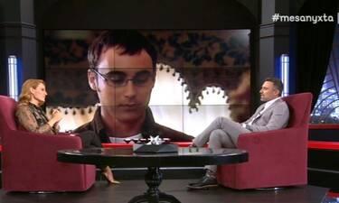 Μεσάνυχτα:Ο Καπουτζίδης αποκάλυψε πώς είναι σήμερα οι σχέσεις του με τους πρωταγωνιστές του «Παρά 5»