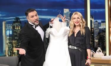 The 2night show: Ζήνα - Χατζάκης - Καρύδη... τα λένε όλα στον Γρηγόρη Αρναούτογλου (Photos)