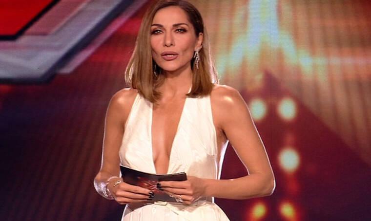 Χ Factor: Δέσποινα Βανδή: Η σέξι εμφάνιση οn stage και η λεπτομέρεια που θα λατρέψεις! (Photos)