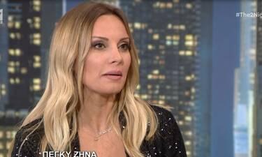 Πέγκυ Ζήνα: «Δεν κρατώ κακία στην οικογένεια της Βίκυς Μοσχολιού» (Video)