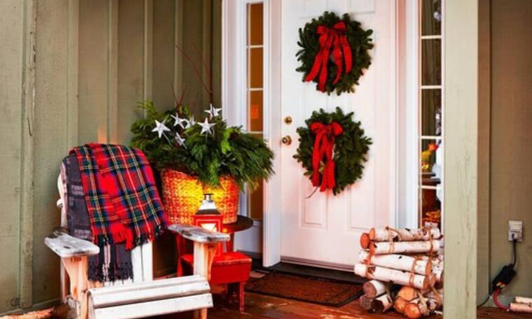 20 θεαματικές χριστουγεννιάτικες διακοσμήσεις για εξωτερικούς χώρους