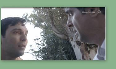 Άγριες Μέλισσες: Η συγκλονιστική σκηνή της επιστροφής του Γιάννου και ο διάλογος με τον πατέρα του!