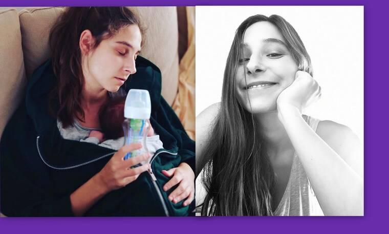 Φωτεινή Αθερίδου: Μανούλες δείτε πώς χάνει τα κιλά της εγκυμοσύνης και πάρτε ιδέες!