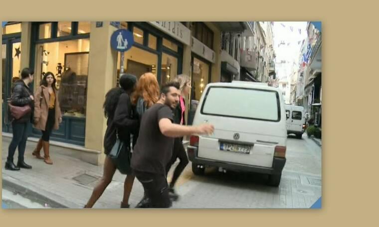 GNTM: Αυτές οι κοπέλες είναι οι τελευταίες που αποχώρησαν και βόλταραν στο κέντρο της Αθήνας!