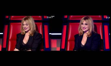 The Voice: Βούρκωσε η Ζουγανέλη! Το «ευχαριστώ» και η συγκινητική εξομολόγηση on air (Pics – Vid)