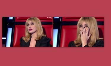 The Voice: Ξέσπασε η Ελεονώρα! Δεν κατάφερε να συγκρατήσει τα δάκρυα της – Μας συγκίνησε! (Photos)