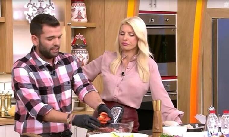 Ελένη: Η ατάκα που δεν έπρεπε να ξεστομίσει ο σεφ της και σίγουρα το βίντεο θα γίνει viral!