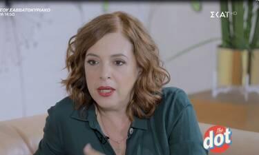 Ελένη Ράντου: Μιλά πρώτη φορά για το πρόβλημα υγείας που αντιμετώπισε: «Κράτησε έξι μήνες…»