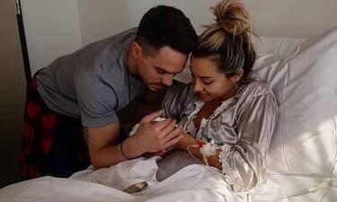 Πετρούνιας-Μιλλούση: Αυτό είναι το όνομα που θα δώσουν στη νεογέννητη κόρη τους! (photos)