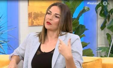 Χρύσπα: Η εξομολόγηση για τη μάχη με τα κιλά: «Έχω λιποθυμήσει στο καμαρίνι λόγω ακραίας δίαιτας»