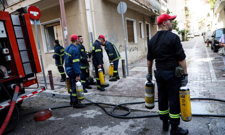 Τραγωδία στον Βύρωνα: Νεκρός από πυρκαγιά σε διαμέρισμα