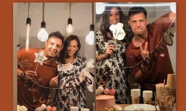 Σάββας Πούμπουρας: Η γυναίκα του γεννά και της ετοίμασε το πιο εντυπωσιακό baby shower!