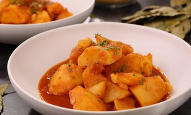 Πατάτες γιαχνί- Πανεύκολη μαμαδίστικη συνταγή από τον Γιώργο Τσούλη