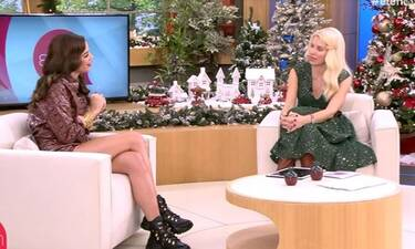 Ελένη: Η ατάκα της Στικούδη για τη βέρα της που άφησε άφωνη την παρουσιάστρια! (Video & Photos)