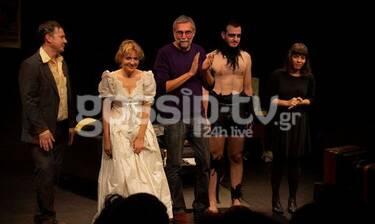 Επίσημη πρεμιέρα με λαμπερούς καλεσμένους για τον «Κύκνο» (Photos)