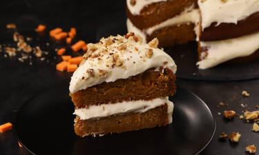 Αφράτο και νόστιμο κέικ γλυκοπατάτας από τον Γιώργο Τσούλη