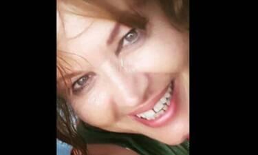 Νικολέττα Βλαβιανού: Δε φαντάζεστε πώς θέλει να τη φωνάζει ο εγγονός της! (Photos)