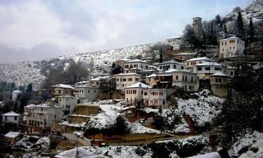 Αυτοί είναι οι πιο όμορφοι χειμερινοί προορισμοί στην Ελλάδα