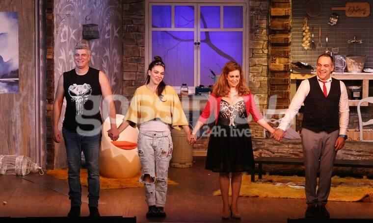 Ο Βλαδίμηρος Κυριακίδης και ο Κρατερός Κατσούλης έκαναν πρεμιέρα και όλη η showbiz ήταν εκεί!