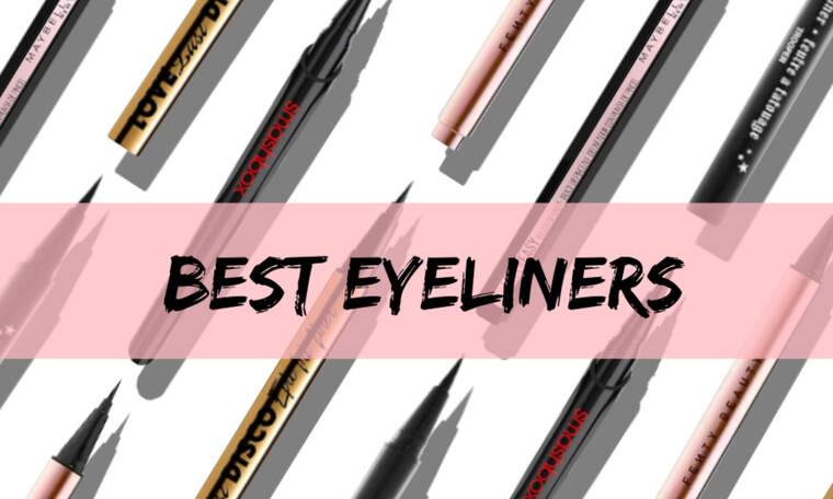Τα δέκα καλύτερα eyeliners που θα βρεις αυτή τη στιγμή στην αγορά