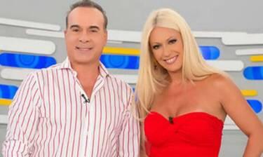 """Φώτης Σεργουλόπουλος: «Ήταν κοινή και συνειδητή απόφαση να """"χωρίσουμε"""" με τη Μαρία» (Photos)"""