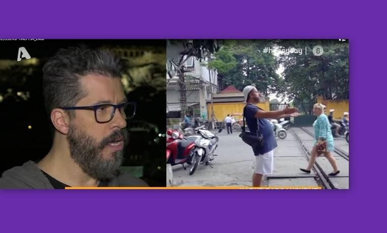 Βαρθακούρης: Δεν πάει ο νους σας τι αποκάλυψε για τους καβγάδες με τη γυναίκα του στο Globetrotters
