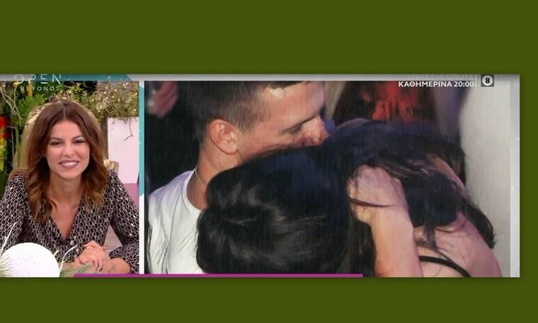 Μέγκι Ντρίο: Έπαθε σοκ όταν είδε on air τα καυτά φιλιά του πρώην της με την Εύη Ιωαννίδου