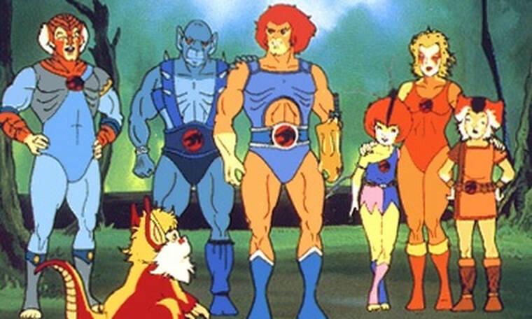 Νοσταλγία: Πριν τον Thor και τους Avengers, είχαμε τον Lion-O και τους Thundercats