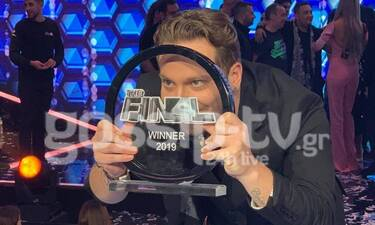 The Final Four: Ο Σάκης, ο μεγάλος νικητής του talent show στο gossip-tv.gr - Οι πρώτες δηλώσεις