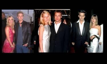Αυτά είναι τα 15 ζευγάρια που «σημάδεψαν» τα '90s (Photos)