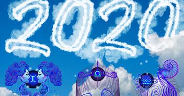 Δίδυμε, Ζυγέ, Υδροχόε, είναι η τυχερή σου χρονιά το 2020;
