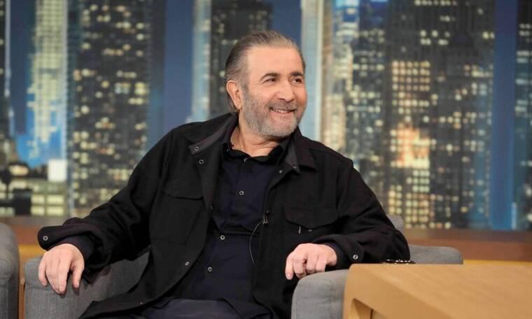 The 2night show: O Λάκης Λαζόπουλος σε μια κατάθεση ψυχής μιλά για το χαμό της γυναίκας του